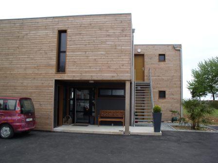 Maison bois grenoble trendy maison bois toit plat for Maison de la literie annemasse